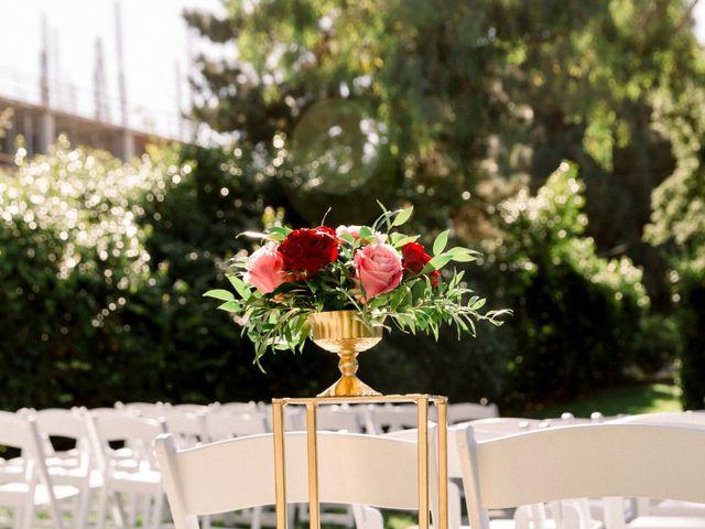 Alex and Ja'Nien's Wedding in Irvine, California 8