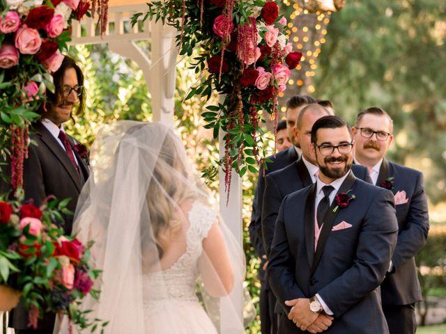 Alex and Ja'Nien's Wedding in Irvine, California 9