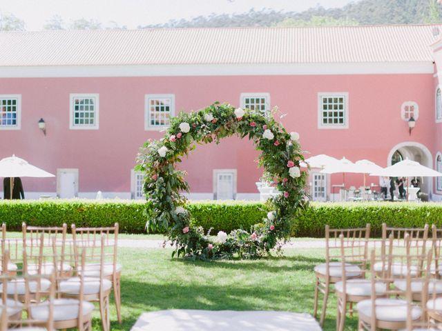 Gunnar and Eli's Wedding in Sintra, Portugal 1