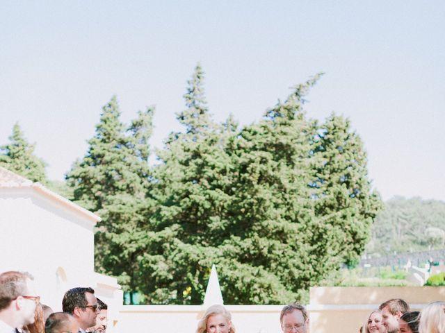 Gunnar and Eli's Wedding in Sintra, Portugal 11