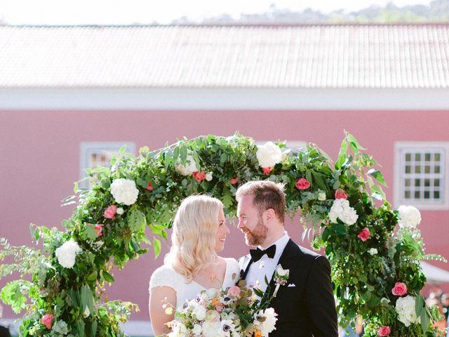Gunnar and Eli's Wedding in Sintra, Portugal 19