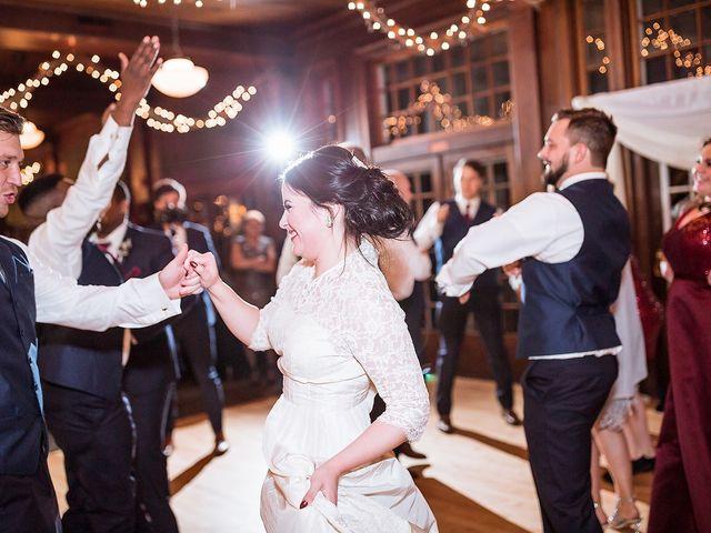John and Allison's Wedding in Howell, Michigan 3