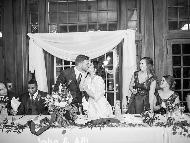 John and Allison's Wedding in Howell, Michigan 4