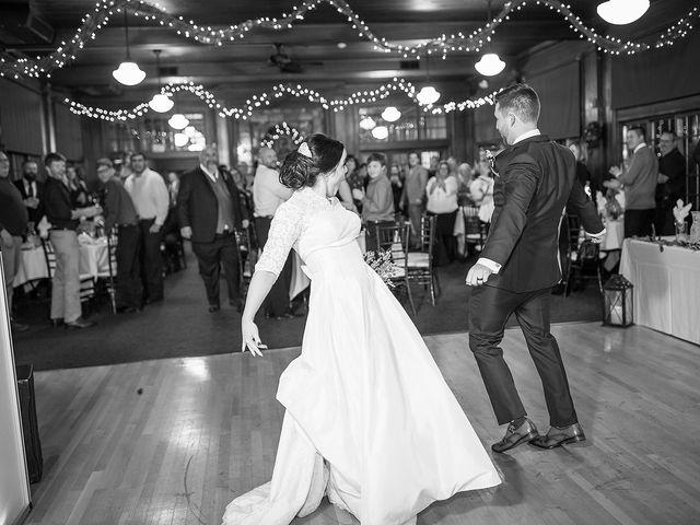 John and Allison's Wedding in Howell, Michigan 5