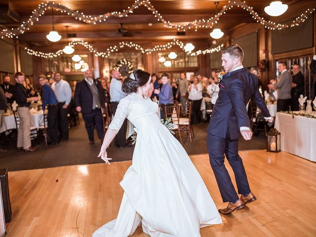 John and Allison's Wedding in Howell, Michigan 6