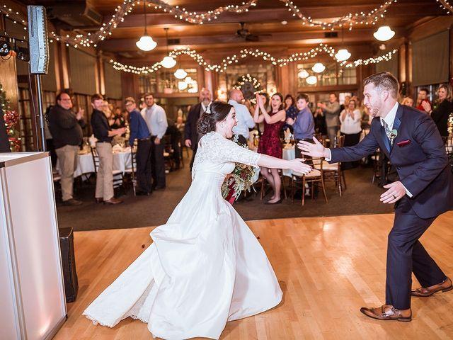 John and Allison's Wedding in Howell, Michigan 7