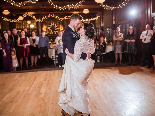 John and Allison's Wedding in Howell, Michigan 9