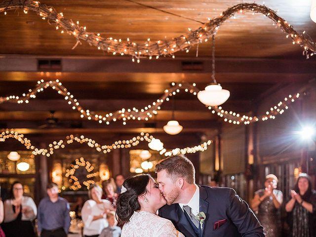 John and Allison's Wedding in Howell, Michigan 10