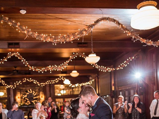 John and Allison's Wedding in Howell, Michigan 11