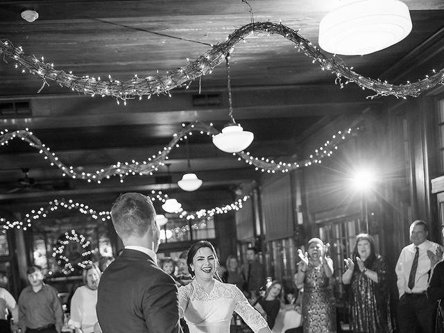 John and Allison's Wedding in Howell, Michigan 12