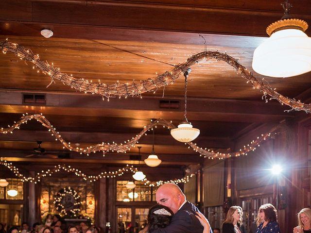 John and Allison's Wedding in Howell, Michigan 14