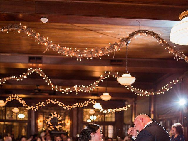 John and Allison's Wedding in Howell, Michigan 15