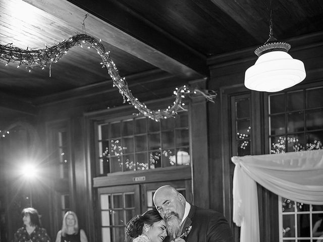 John and Allison's Wedding in Howell, Michigan 16