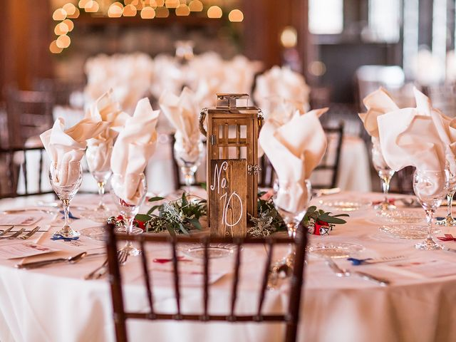 John and Allison's Wedding in Howell, Michigan 19