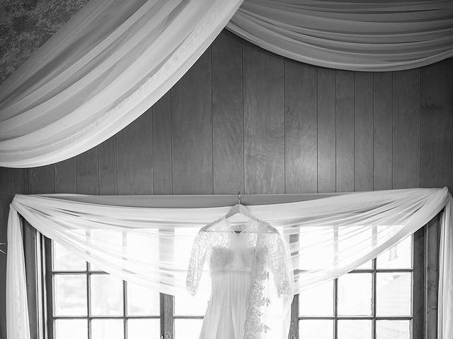 John and Allison's Wedding in Howell, Michigan 28