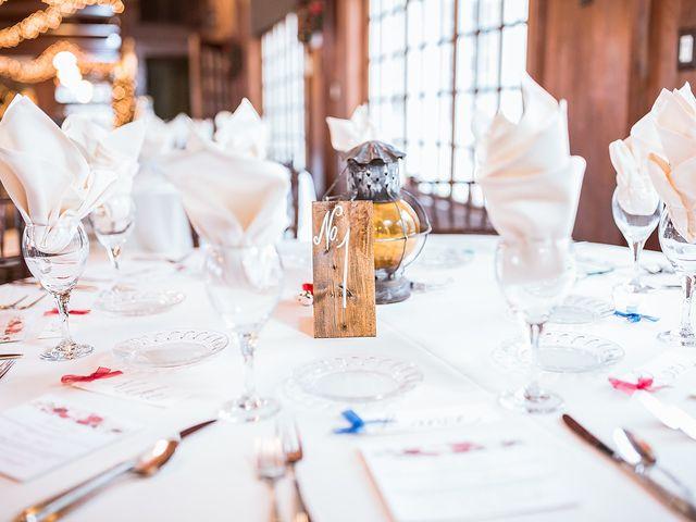 John and Allison's Wedding in Howell, Michigan 32