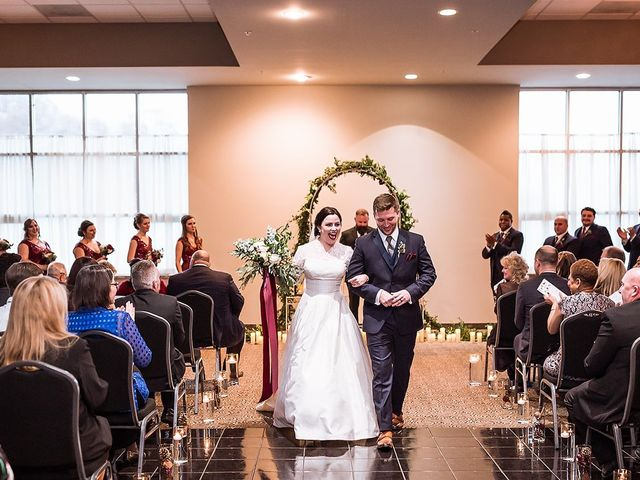John and Allison's Wedding in Howell, Michigan 33