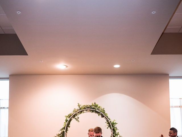 John and Allison's Wedding in Howell, Michigan 34