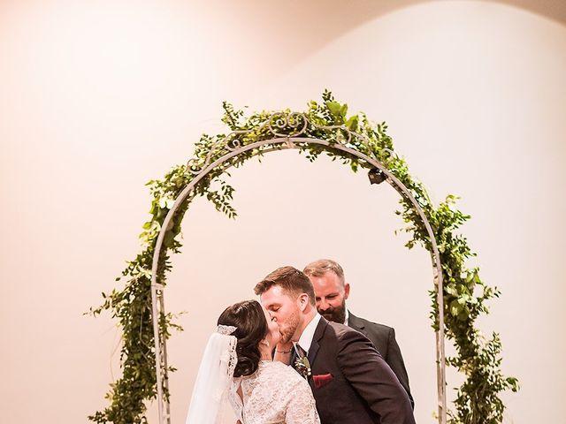 John and Allison's Wedding in Howell, Michigan 36