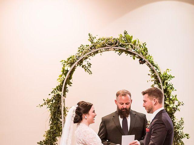 John and Allison's Wedding in Howell, Michigan 37