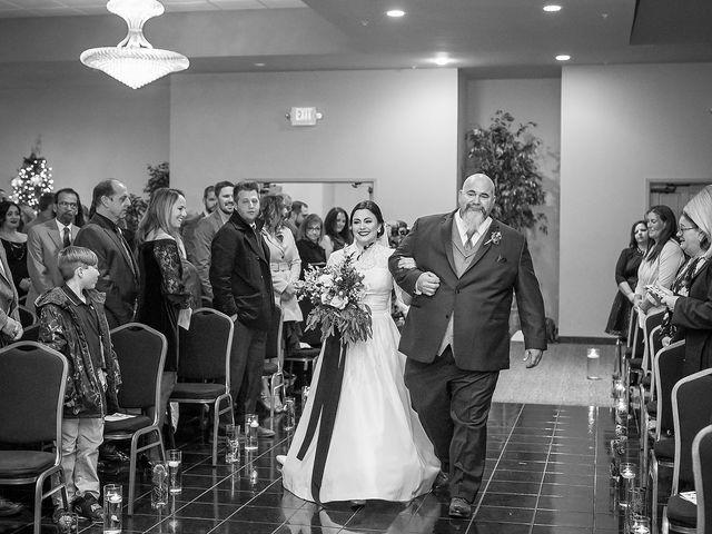 John and Allison's Wedding in Howell, Michigan 44