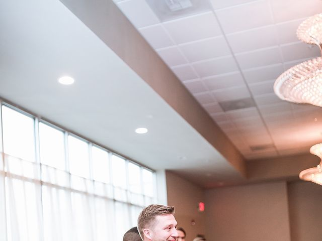 John and Allison's Wedding in Howell, Michigan 45
