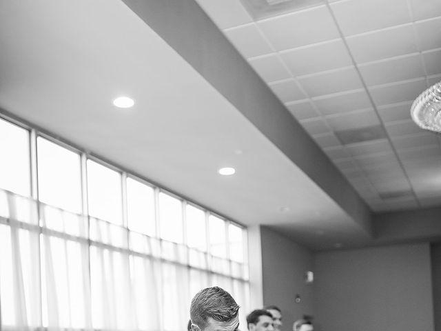 John and Allison's Wedding in Howell, Michigan 47