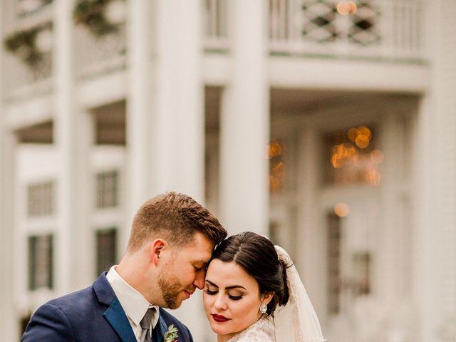 John and Allison's Wedding in Howell, Michigan 50