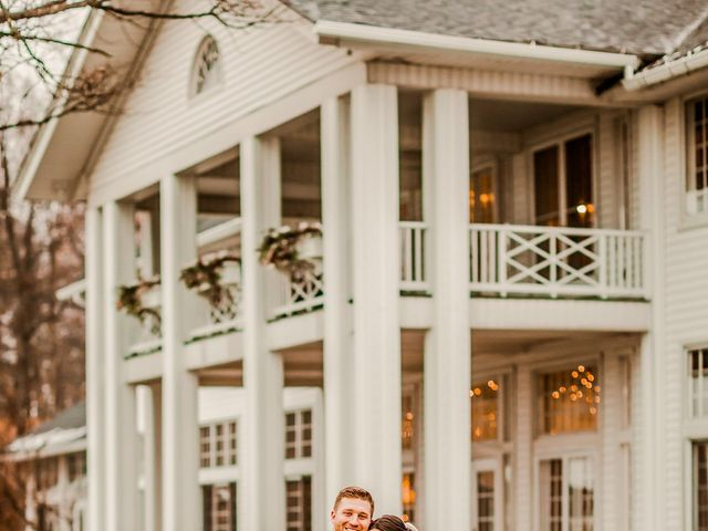 John and Allison's Wedding in Howell, Michigan 52