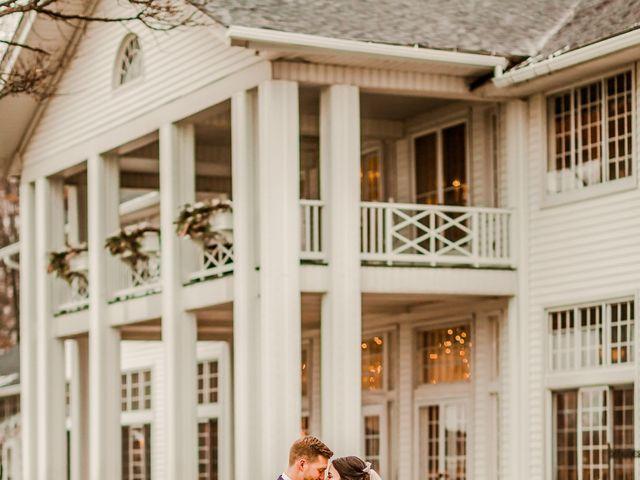 John and Allison's Wedding in Howell, Michigan 53