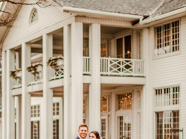 John and Allison's Wedding in Howell, Michigan 54