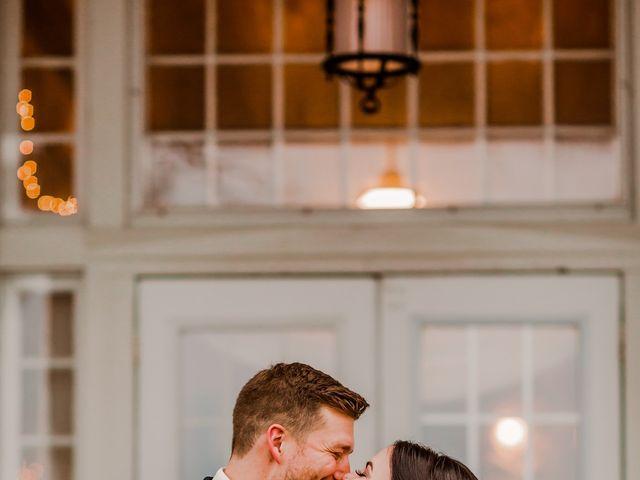 John and Allison's Wedding in Howell, Michigan 56