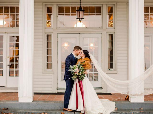 John and Allison's Wedding in Howell, Michigan 57