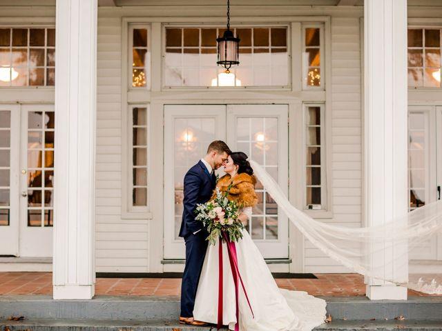 John and Allison's Wedding in Howell, Michigan 59