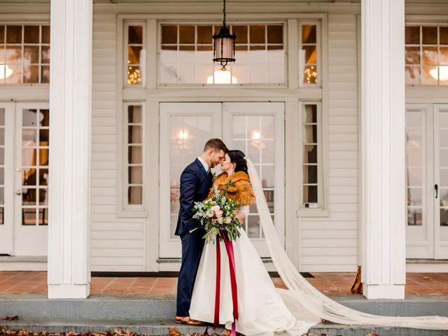 John and Allison's Wedding in Howell, Michigan 60