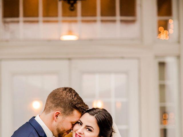 John and Allison's Wedding in Howell, Michigan 61
