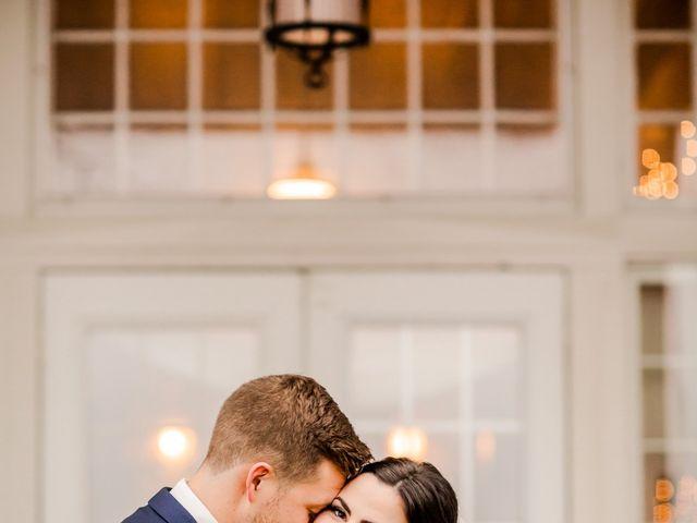John and Allison's Wedding in Howell, Michigan 62