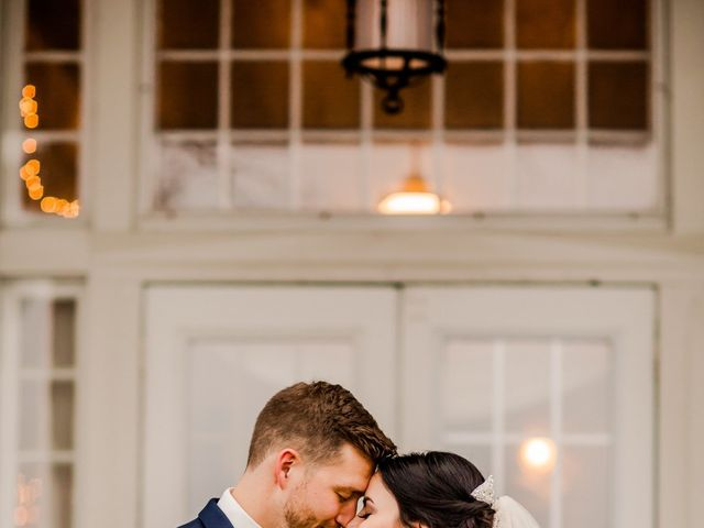John and Allison's Wedding in Howell, Michigan 64