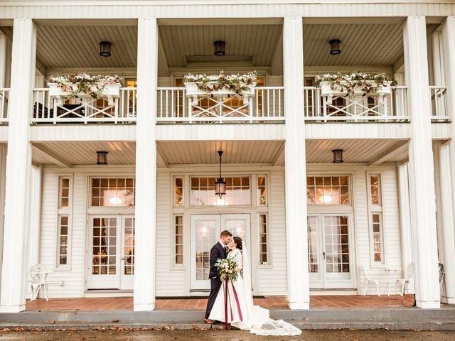 John and Allison's Wedding in Howell, Michigan 65