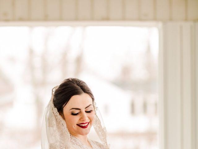 John and Allison's Wedding in Howell, Michigan 72