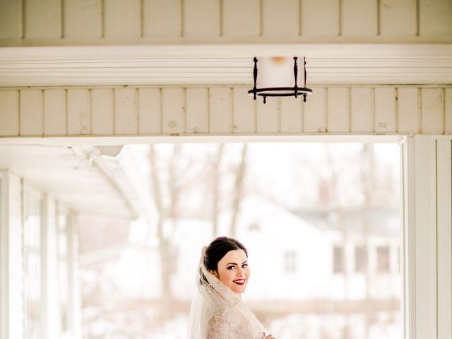 John and Allison's Wedding in Howell, Michigan 74