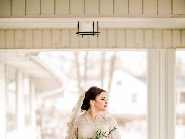 John and Allison's Wedding in Howell, Michigan 77