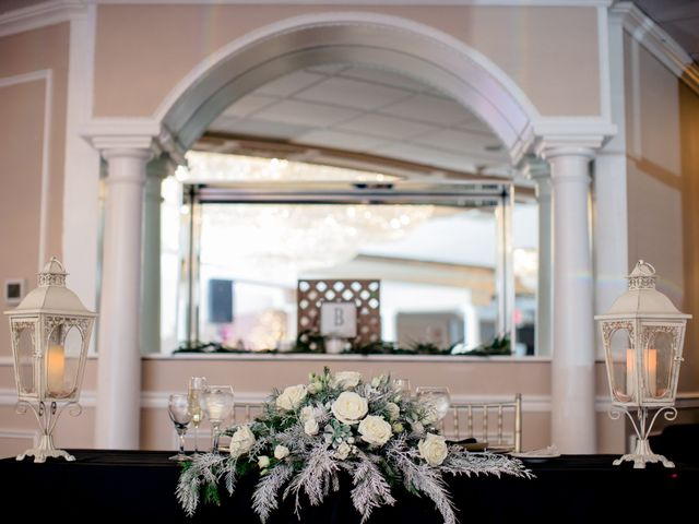 Rob and Ashlee's Wedding in Spring Lake, New Jersey 7