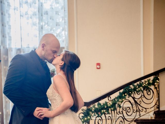 Rob and Ashlee's Wedding in Spring Lake, New Jersey 14