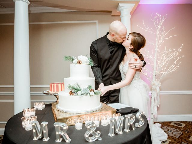 Rob and Ashlee's Wedding in Spring Lake, New Jersey 24
