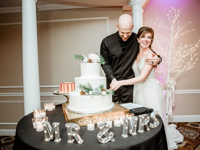 Rob and Ashlee's Wedding in Spring Lake, New Jersey 25