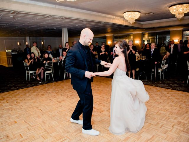 Rob and Ashlee's Wedding in Spring Lake, New Jersey 38
