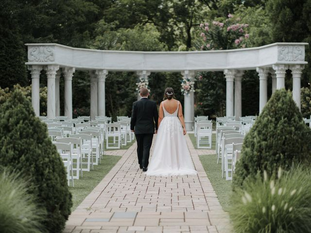 Kevin and Jenae's Wedding in Claymont, Delaware 15