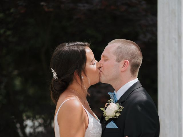 Kevin and Jenae's Wedding in Claymont, Delaware 20