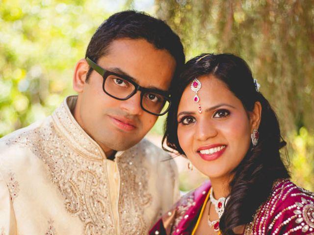 The wedding of Karthikeyan and Anadee